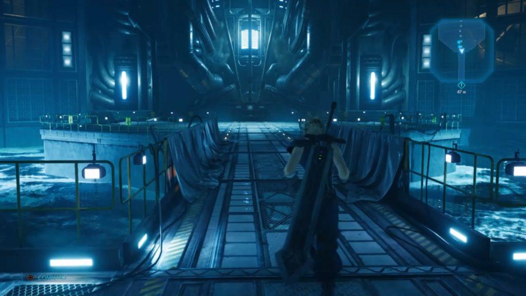 FF7R CHAPTER7 伍番魔晄炉の魔晄だまり