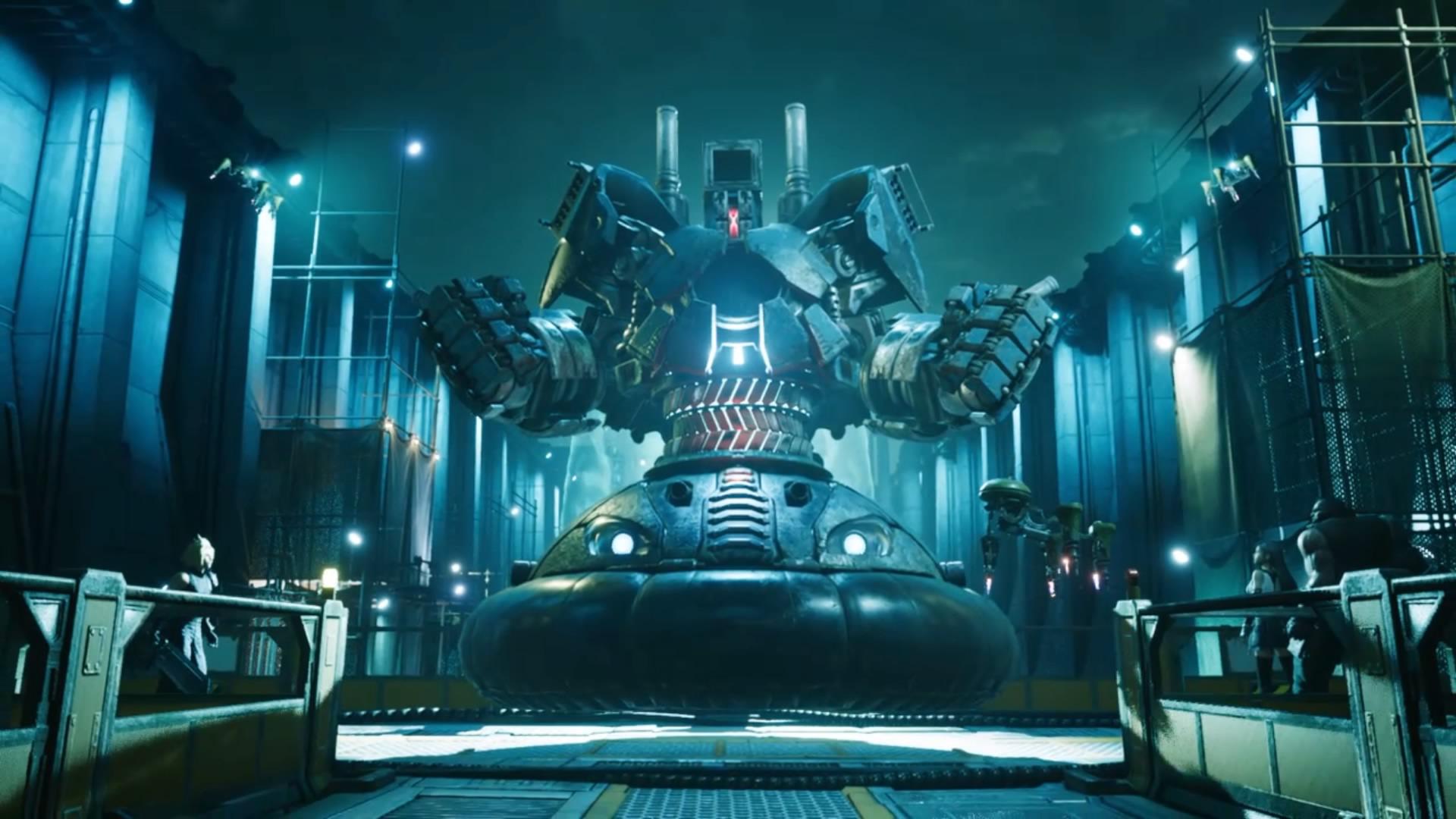 【FF7REMAKE】第28回攻略・感想 エアバスター戦開幕!神羅の戦意陽動作戦の全貌と
