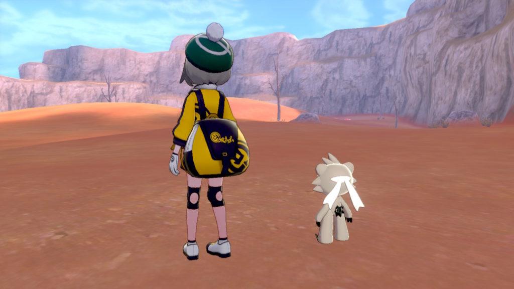 鉄鍋砂漠の景色のいいところ