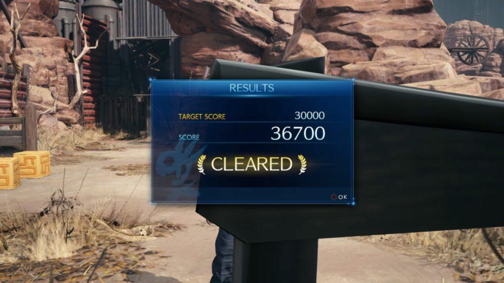 クラッシュボックスハード3万点クリア!