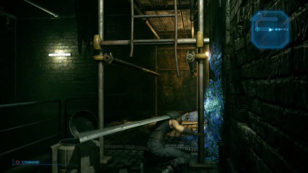 はしごからもう戻れない