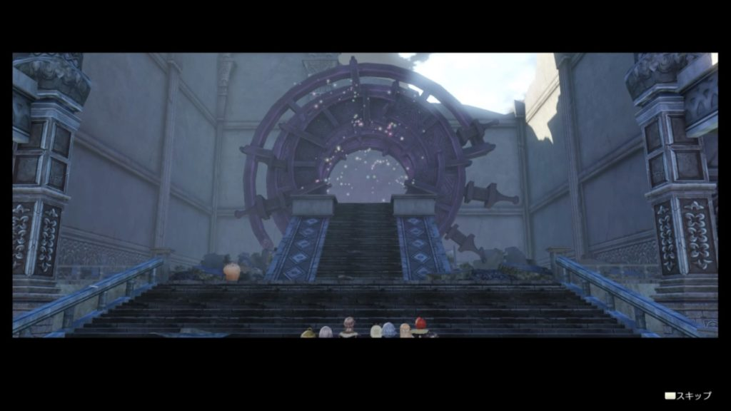 「門」の封印完了